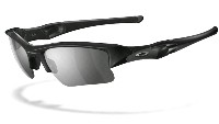 Oakley Flak Jacket - Jet Black - Black Iridium
