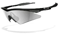 Oakley M Frame Sweep - Jet Black - Black Iridium
