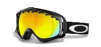 Oakley Crowbar Jet Black - Fire Iridium