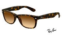 Ray-Ban New Wayfarer 2132 710/51 Medium