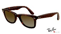 Ray-Ban Original Wayfarer 2140 902/57 Medium Polarized