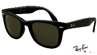Ray-Ban Wayfare Folding 4105 601/58 Polarized Large size