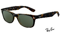 Ray-Ban New Wayfarer 2132 902 Medium