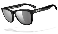 Oakley Frogskins 9013 24-306 Polished Black - Grey