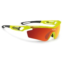 Rudy Project - Tralyx SX - Yellow Fluo Gloss - Multilaser Orange