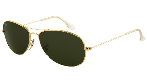 Ray-Ban Cockpit 3362 001 Medium