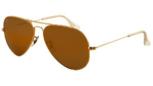Ray-Ban Aviator large metal 3025 001-33 Small size
