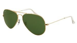 59c6546ce83 ray ban aviator large metal 3025 001 58 polarized medium size 1 pack  solglasögon