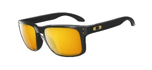 Oakley Holbrook OO9102-08 - Polished Black 24K Iridium