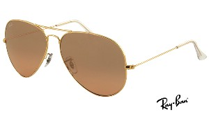 Ray-Ban Aviator large metal 3025 001-3E Medium size
