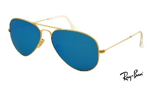 Ray-Ban Aviator large metal 3025 112-17 Medium size