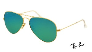 Ray-Ban Aviator large metal 3025 112-19 Medium size