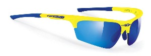Rudy Project - Noyz Yellow Fluo - Multilaser Blue