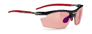 Rudy Project - Rydon Black Gloss - ImpactX Photochromic Multilaser Racing Red