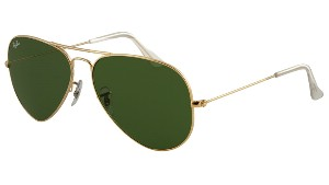 Ray-Ban Aviator large metal 3025 W3234