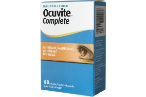 Ocuvite Complete 60-pack