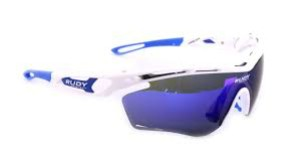 Rudy Project - Tralyx - White Gloss - Mutilaser Blue